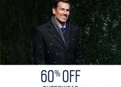 Get 60% Off Outerwear