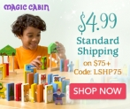 $4.99 Shipping On Any Purchase of $75+