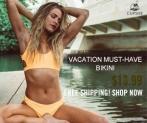 Vacation Must-Have Bikini! Starts at $13.99!