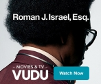 New & Live Roman J. Israel Esq
