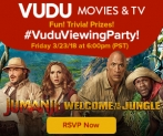 Jumanji: Welcome to the Jungle – Now Available to Watch