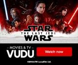 Watch  Star Wars: The Last Jedi Now.