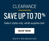 Get Extra 30% Off Clearance Shoes