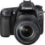 Save $200 on Canon EOS 80D DSLR Camera with 18-135mm Lens