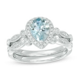 Take 20% Off Aquamarine Jewelry