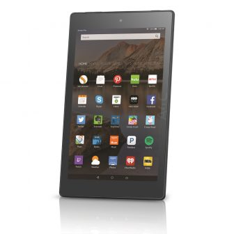 Amazon Fire HD 10 16GB Tablet - Black (Used)