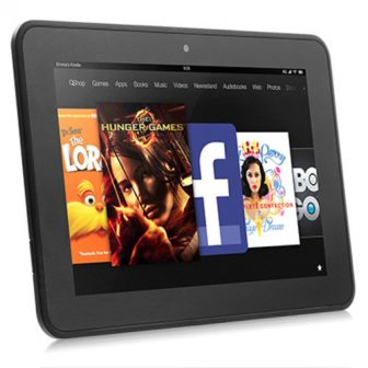 Amazon Kindle Fire HD 3HT7G 16GB 8.9 Tablet ( AT & T...