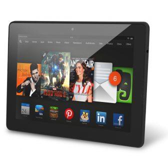 Amazon Kindle Fire HDX 8.9 16GB Tablet - Black (Used)
