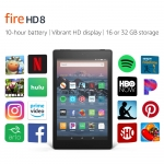 Amazon Renewed Top Deals Of the Week Upto 25% Discount Genuine Brand Offers – Certified Refurbished Fire HD 8 Tablet (8″ HD Display, 16 GB) – Black At $ 49.99 – Extra Savings with Cashback & Coupons