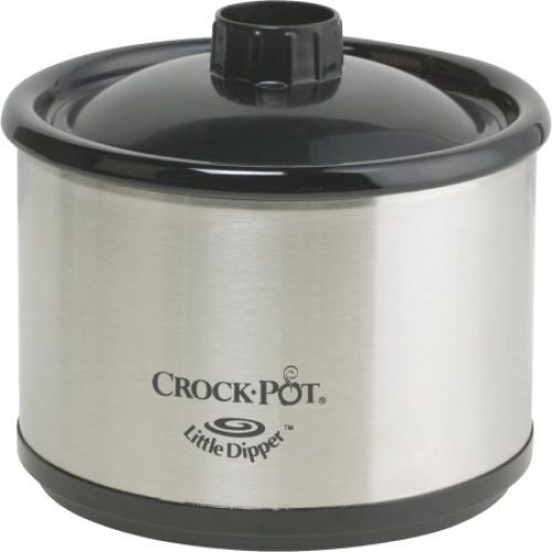 Crock-Pot Little Dipper Warmer, 16oz