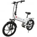 Samebike 20LVXD30 Smart Folding Electric Moped Bike E-bike 3-5 Days Arrival