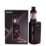SMOK X-PRIV KIT 225W Vape Mod with 8ml TFV12 Prince Tank Electronic Cigarette KIT Vaporizer Atomizer