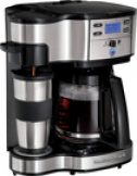 Hamilton Beach - The Scoop 12-Cup Coffeemaker - Black