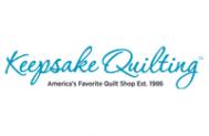 Get 40% off 40 Select Kits at Keepsake Quilting – Valid 11/21 through 12/16!