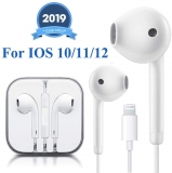 Amazon Bestsellers Top Carrier Cell Phones Of the Week Upto 50% Discount Top Brand Offers – Lighting Earbuds Headphone Wired Earphones Headset with Microphone and Volume Control, Compatible with iPhone 11 Pro Max/Xs Max/XR/X/7/8 Plus Plug and Play Carrier Cell Phones (White) At $ 13.99 – Extra Savings with Cashback & Coupons