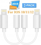Amazon Bestsellers Top Carrier Cell Phones Of the Week Upto 50% Off Top Brand Offers – Lighting to 3.5 mm Headphone Adapter Earphone Earbuds Adapter Jack 2 Pack,Perfect Connection,Compatible with iPhone 11 Pro Max X/XS/Max/XR 7/8/8 Plus Plug and Play Carrier Cell Phones At $ 11.99 – Extra Savings with Cashback & Coupons