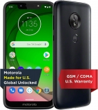 Amazon Bestsellers Top 10 Unlocked Cell Phones Of the Week Upto 50% Off Top Brand Offers – Moto G7 Play with Alexa Push-to-Talk – Unlocked – 32 GB – Deep Indigo (US Warranty) – Verizon, AT&T, T–Mobile, Sprint, Boost, Cricket, & Metro At $ 129.99 – Extra Savings with Cashbacks & Coupons