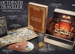 Octopath Traveler – Wayfarer's Edition – Nintendo Switch Games