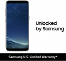 Amazon Bestsellers Top 10 Unlocked Cell Phones Of the Week Upto 50% Off Top Brand Deals – Samsung Galaxy S8 64GB Factory Unlocked Smartphone – US Version (Midnight Black) – US Warranty – [SM-G950UZKAXAA] At $ 355.00 – Extra Savings with Cashbacks & Coupons