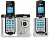 Amazon Bestsellers Top Carrier Cell Phones Of the Week Upto 50% Discount Top Brand Deals – VTech DS6621-2 DECT 6.0 Expandable Cordless Phone with Bluetooth Connect to Cell and Answering System, Silver/Black with 2 Handsets At $ 46.99 – Extra Savings with Cashback & Coupons