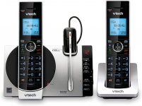 Amazon Bestsellers Top Carrier Cell Phones Of the Week Upto 50% Discount Top Brand Offers – VTech DS6771-3 DECT 6.0 Expandable Cordless Phone with Connect to Cell, Siri and Google Now Access, Silver/Black, 2 Handsets and 1 Cordless Headset At $ 69.40 – Extra Savings with Cashback & Coupons