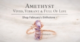 20% Off Amethyst Jewelry On Sale